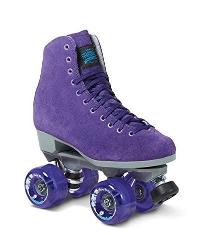 (Sure-Grip Purple Boardwalk Skates Outdoor)
