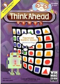 Think Ahead Games / Grades 3-12