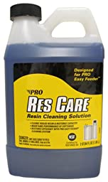 ResCare RK64N All-Purpose Water Softener Cleaner, 64 Ounce