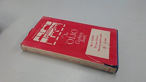 The Olio cookery book - Book Olio