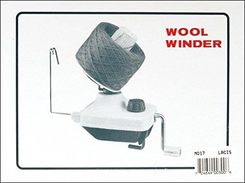 (Lacis Wool Yarn Ball Winder Plastic )