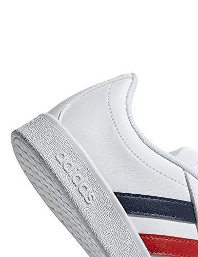 Black Unisex Court Shoes Vl 2 Kids' Black adidas Gymnastics K 0 zqUdww