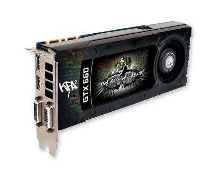 GALAX 66NPH7DN7DXZ GeForce GTX 660 2GB GDDR5 - Tarjeta ...