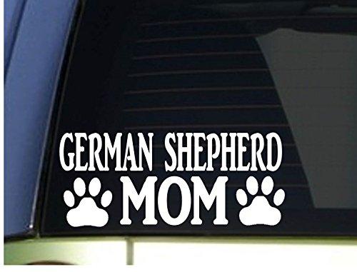 german shepherd window decals - 7