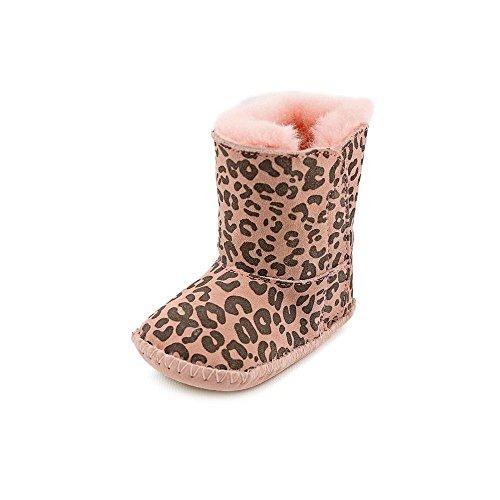 Ugg Australia I Cassie Leopard Infant Girls Suede Boots