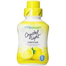 SodaStream Crystal Light-Lemonade 500ml-Makes 12-Litres of Soda