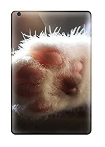 New Style Anti-scratch And Shatterproof Kitten's Paw Phone Case For Ipad Mini/ High Quality Tpu Case