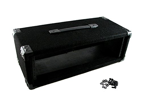 Procraft 3U 9'' Deep Equipment Rack 3 Space - Made in the USA - With Rack Screws