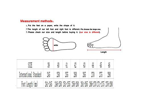 c Zapatos Hombre De E Invierno yanjing Calzado Zapatillas Transpirables 41 Hombre Ligeras Para He Nuevo Deportivas Running Casual Otoño B 8T74xqt