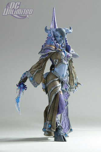 World of Warcraft World of Warcraft Series 3 Draenei Mage action figure doll toy (parallel import)