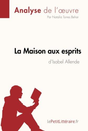 La Maison Aux Esprits [Pdf/ePub] eBook