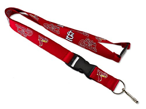 Aminco MLB Team Lanyard, St. Louis Cardinals