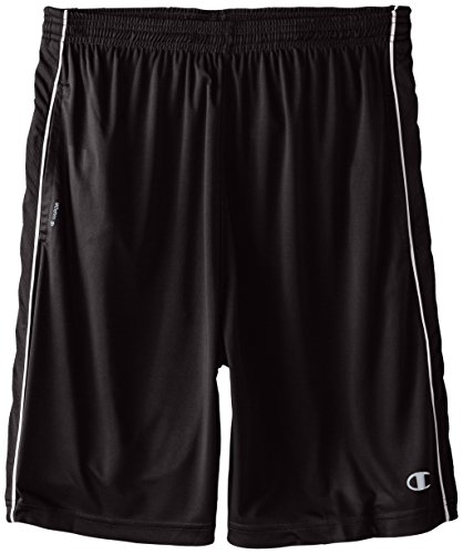 Champion Mens Big-Tall Powertrain Contrast Performance Shorts