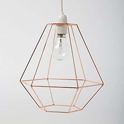 Fine Industrial Modern Copper Wire Ceiling Pendant Light Lamp Shade Wiring 101 Archstreekradiomeanderfmnl