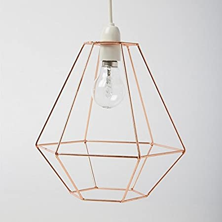 Industrial modern copper wire ceiling pendant light lamp shade industrial modern copper wire ceiling pendant light lamp shade lampshade lights greentooth Image collections