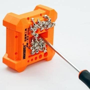 Jakemy jm -x3 desmagnetizador magnetizador para cuchillas de acero destornillador pinzas herramientas de mano herramientas de metal: Amazon.es: Electrónica