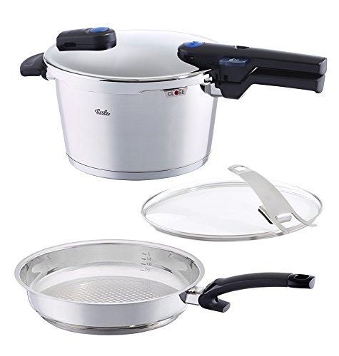 fissler pressure pan set - 5