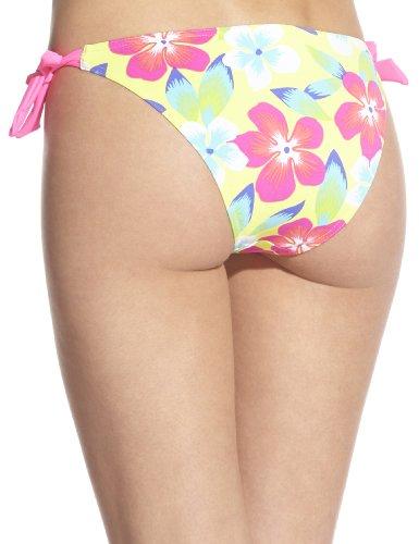 Banana Moon - Parte inferior del bikini para mujer Amarillo (Jaune Jamaica)