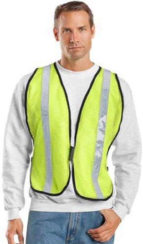 Port Authority Men's Mesh Enhanced Visibility Vest