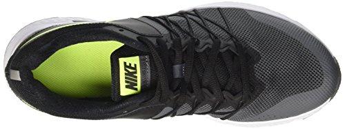Nike Men's Air Relentless 6 Running Shoes Black (Black/Volt/Dk Grey/White) utj4v1ny