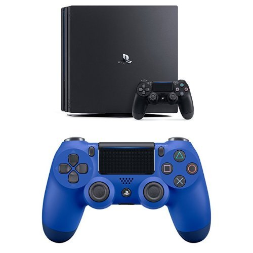 PlayStation 4 Pro 1TB Console + Extra Controller Bundle