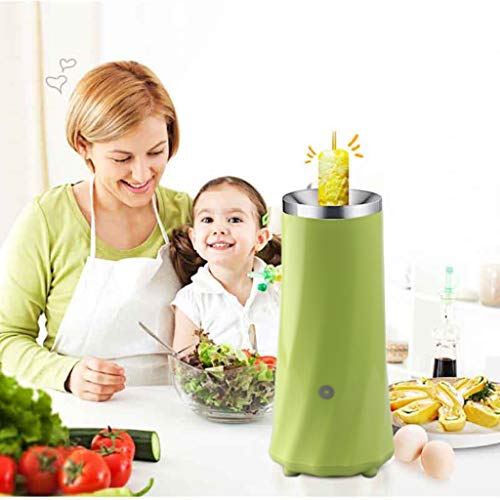 Kicpot Egg Master Roll Maker Multi-Function Breakfast Egg Roll Machine Home DIY Egg Cooker Fast and Durable(110-220V)(Green) by Kicpot (Image #4)