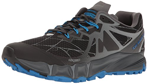 Merrell Mens Agility Peak Flex Trail Runner Nero