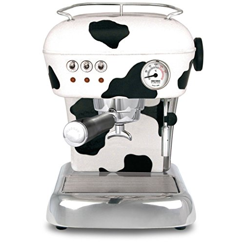 Ascaso Dream UP V3 Espresso Machine – Cow Print