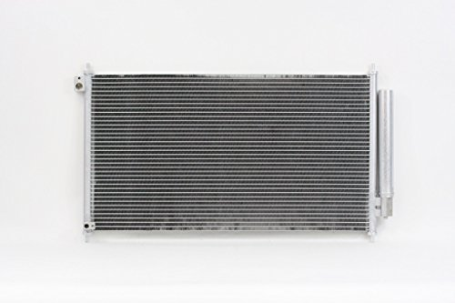 A/C Condenser - Pacific Best Inc For/Fit 3965 Honda Civic Sedan/Hybrid Acura ILX/ILX Hybrid