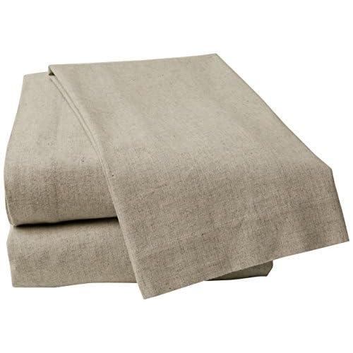 New La Rochelle Oatmeal Solid Flannel Sheet Set Cal, California King, Otmeal hot sale xfHWxDtj
