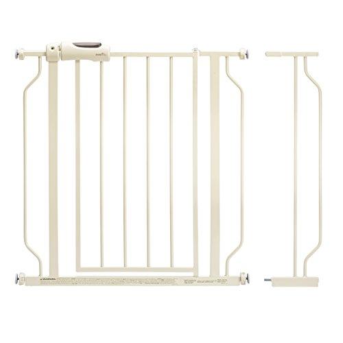 Evenflo Easy Walk Thru Doorway Gate, White (Evenflo Easy Walk Thru Top Of Stairs Gate)