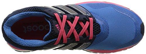 Zapatillas Boost Running W Azul Response Adidas Mujer 2 Marino De Rosa Techfit Para 5XwHx4nq