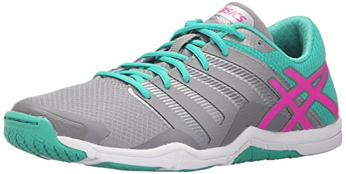 ASICS Women's Met-Conviction Cross-Trainer Shoe