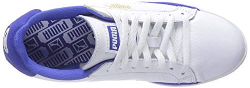Partita Sport Lo Puma Blue Sportstyle Base dazzling White Sneaker qdtTtayw