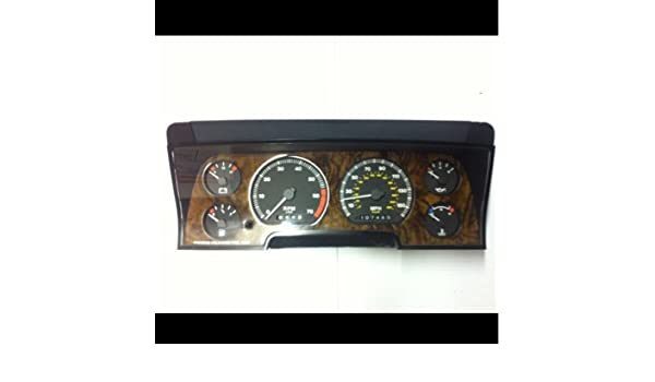 Amazon com: Jaguar Oem Xjs 92-96 Instrument Cluster