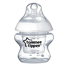 Tommee Tippee Closer To Nature First Feed Bottle, 5 Ounce, 1 Count