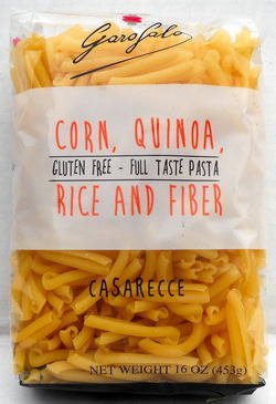 Pasta Garofalo Casarecce 4 x16oz Gluten Free Pasta Italy