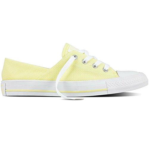 Converse Damen Chuck Taylor All Star Coral Sneaker Gelb (lemon Haze)
