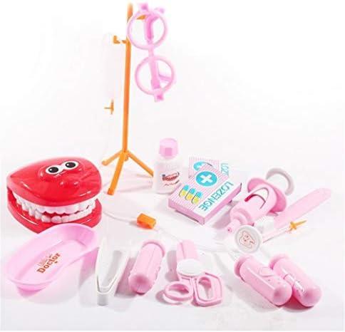 子ども おもちゃ お医者さんごっこ びょういん 知育玩具 おもちゃ ドクター 救急車 女の子 子供のお誕生日プレゼント クリスマス 贈り物 ピンク 想像力育ち