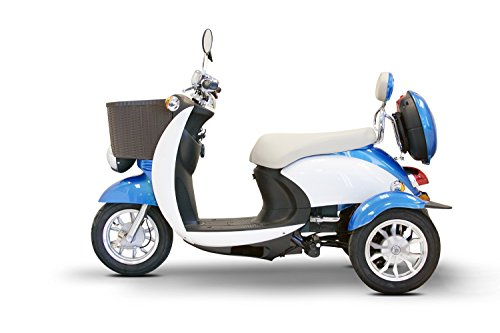 E-Wheels - EW-11 Sport Euro Type Scooter - 3-Wheel -
