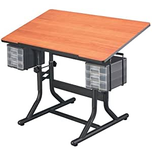 Amazon Com Alvin Craftmaster Art And Drawing Table 24 X