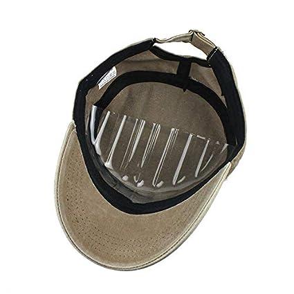 Tesa Larga Traspirante Berretto Baseball con Visiera Cappellini di Cotone,Spiaggia Pesca Viaggio VJGOAL Cappello Unisex