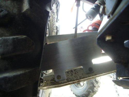 Polaris Aluminum Boot - 7