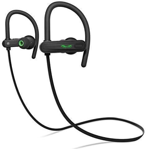 Amazon Com Alienxtech V4 1 Bluetooth Wireless Headphones With Microphone Waterproof Bluetooth Earbuds Best Wireless Earphones For Running Sports Workout