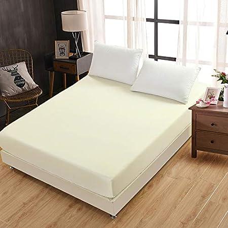 BBQBQ Protector de colchón, Impermeable, sobrecolchón,Juego ...