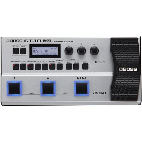 Boss GT-1B Bass Effects Processor by Boss