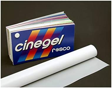 Rosco Cinegel 3002 Soft Frost Gel 48 x 25 Roll