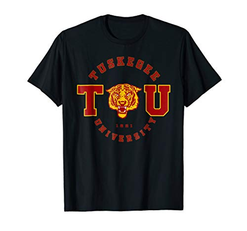 Tuskegee HBCU University T Shirt - Apparel