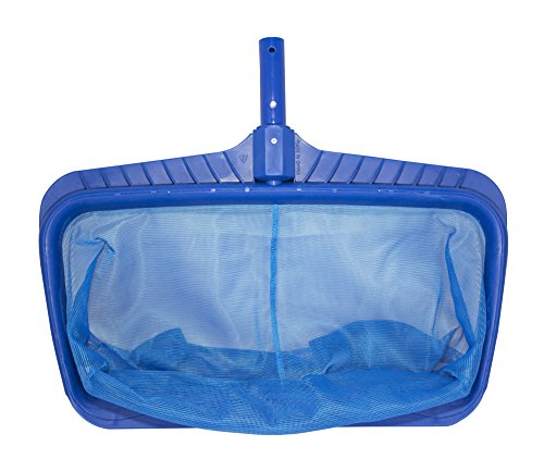 Swimline Professional Heavy Duty Deep-Bag Pool Rake, Blue by Swimline (Image #2)