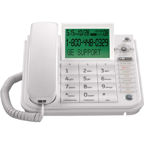 GE 29586GE1 Corded Desktop Speakerphone